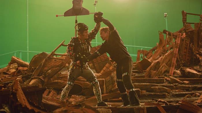 avengers infinity war vfx behind the scenes