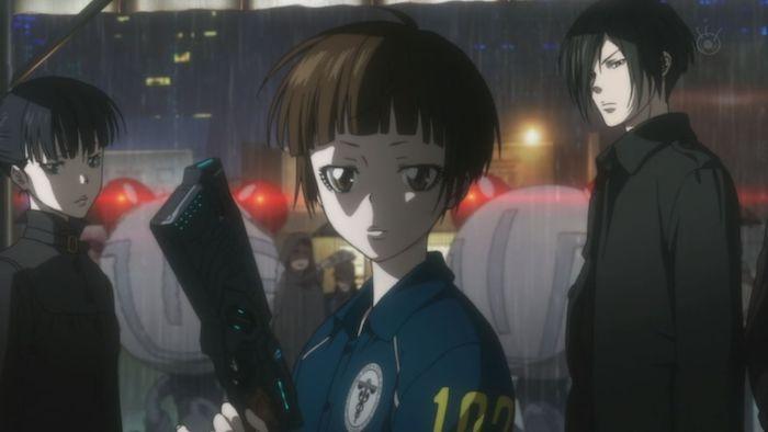 psycho pass dominator pistol