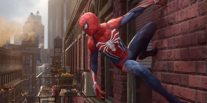 Spiderman en Nueva York