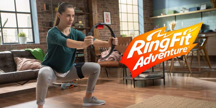 Ring Fit Adventure para Nintendo Switch