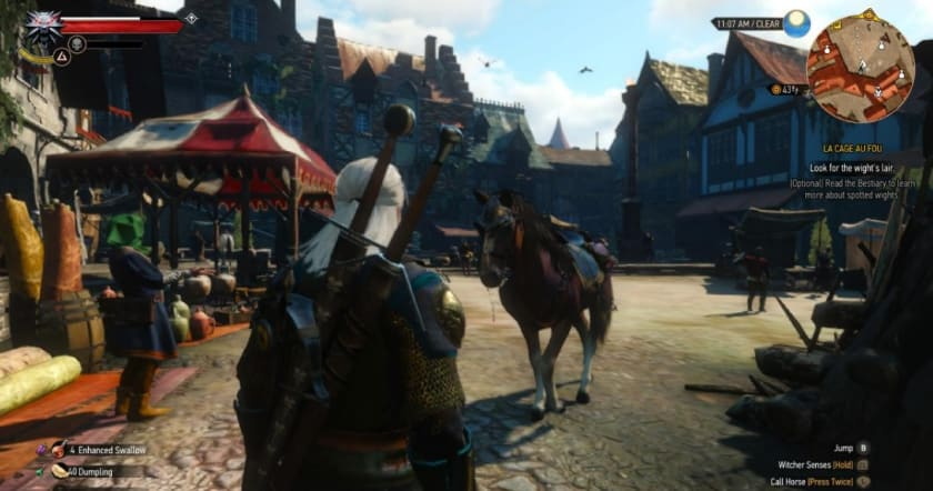 The Witcher 3 para Nintendo Switch