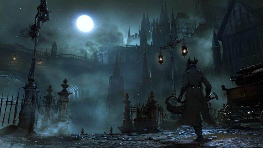 Bloodborne (Yharnam)