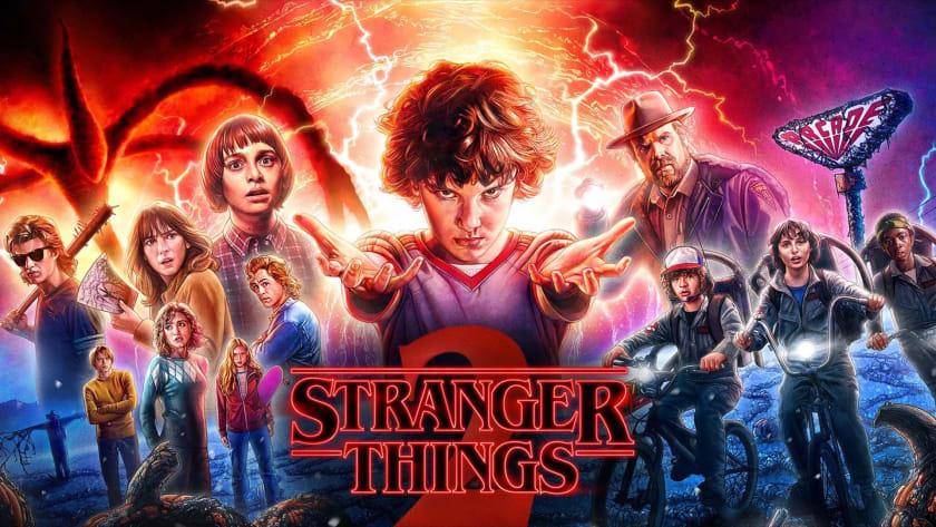 Fondo de escritorio de Stranger Things