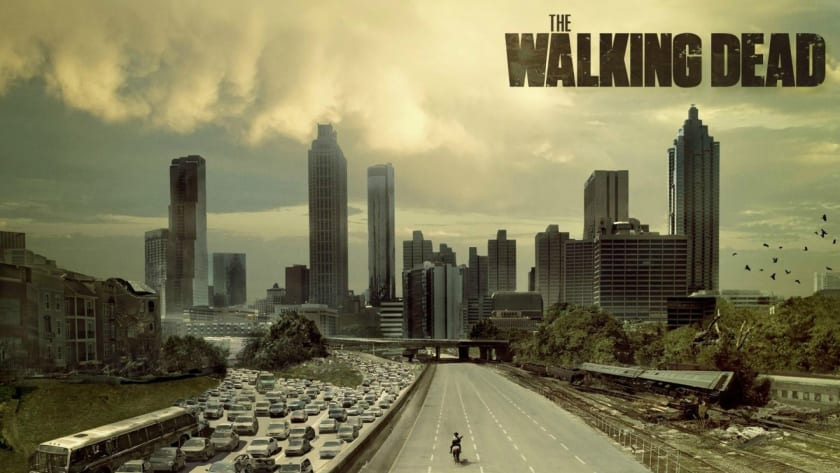Fondo de escritorio de The Walking Dead