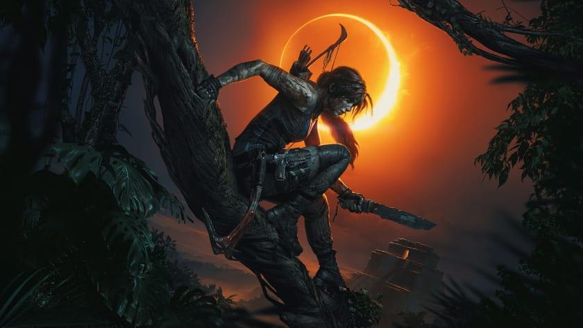 Fondo de escritorio de Shadow of the Tomb Raider