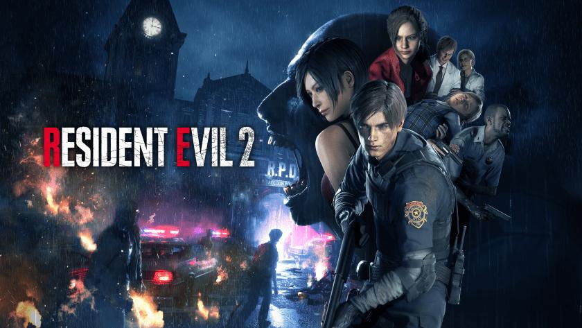 Fondo de escritorio de Resident Evil 2 Remake