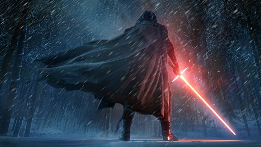 Fondo de pantalla Star Wars