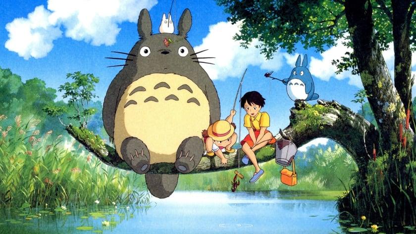 Fondo de escritorio de Totoro