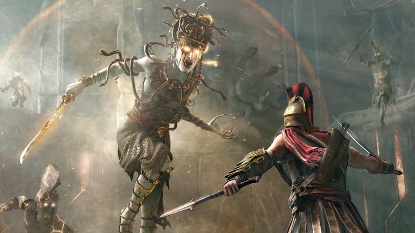 Medusa en Assassin's Creed Odyssey