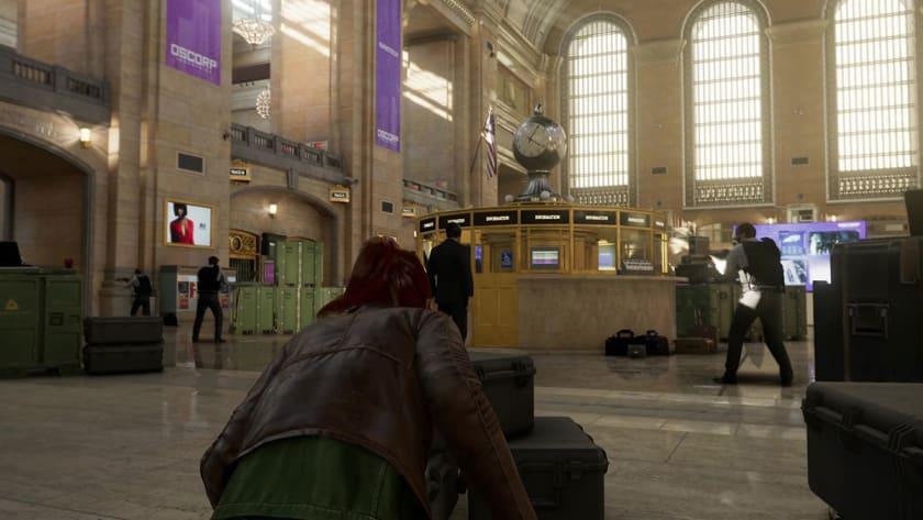 Mary Jane en Spider Man para PS4