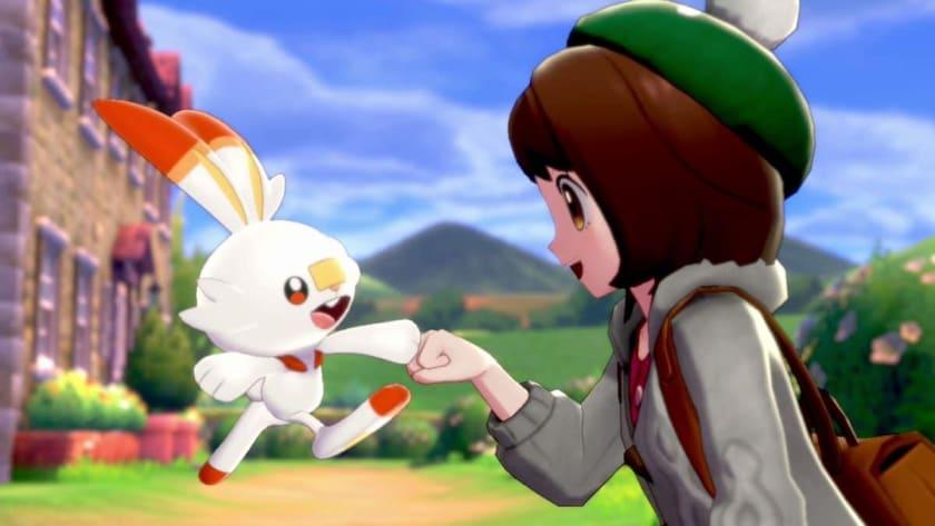 Pokémon Espada y Escudo para Switch