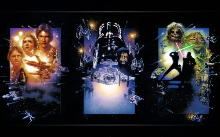 Fondo de pantalla Star Wars Original