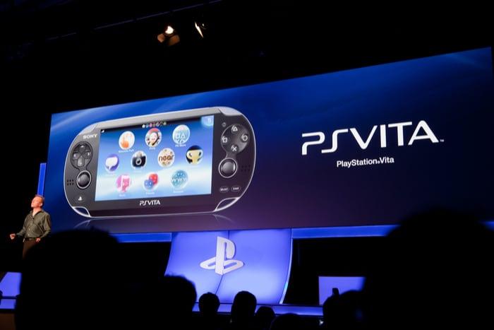 Sony Vita