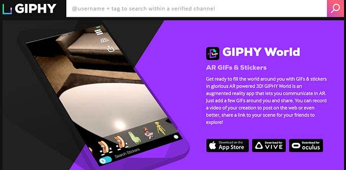 GIPHY World