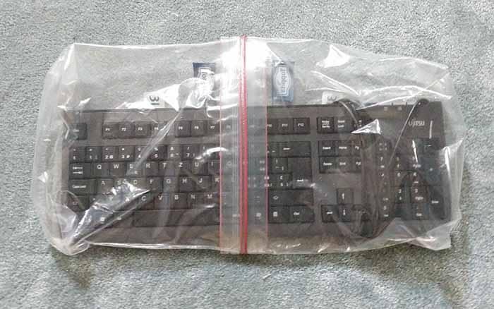 Ziploc bag hack