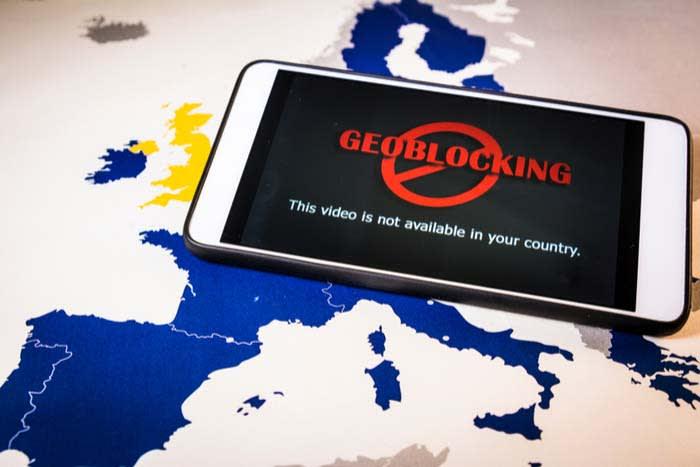 Geo-blocking