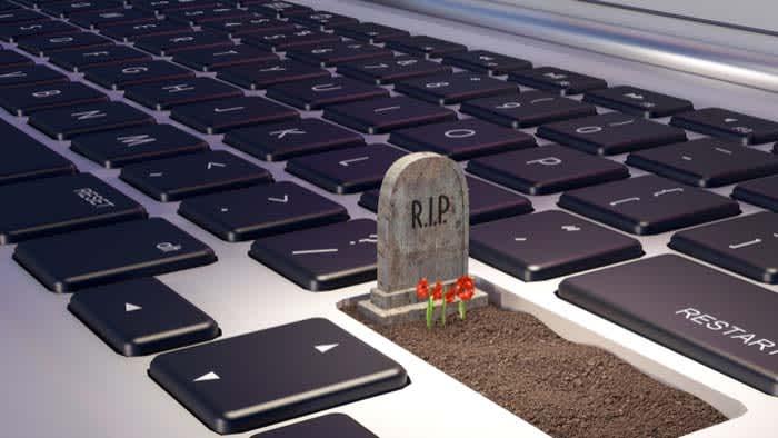 Digital grave