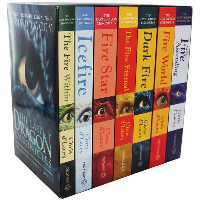 Last Dragon Chronicles