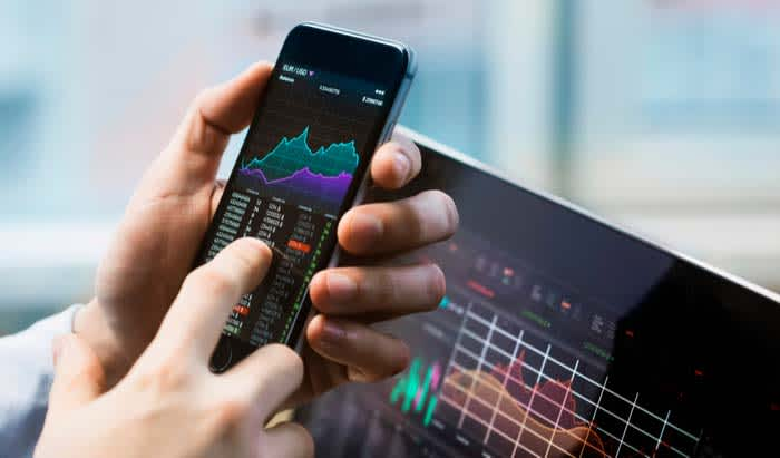 Investing on mobile