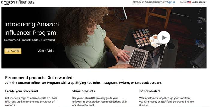 A look at Amazon's influencer program