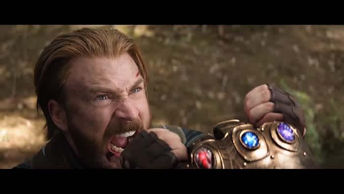 Cap Thanos