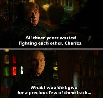 Magneto X Charles