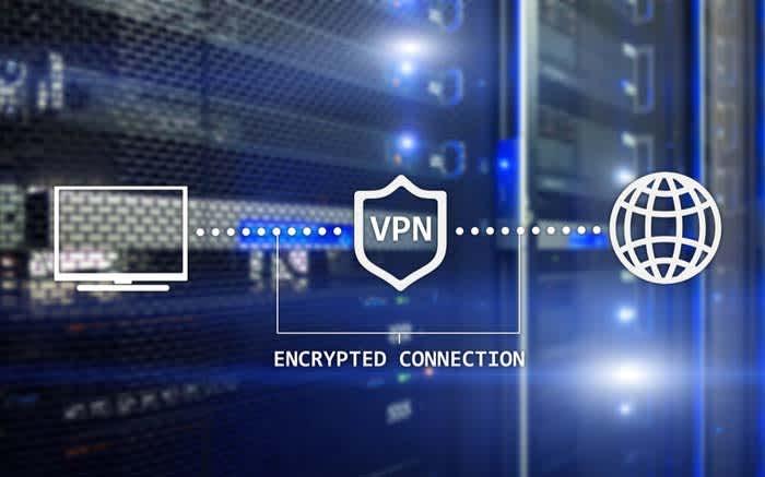 VPN الآمن