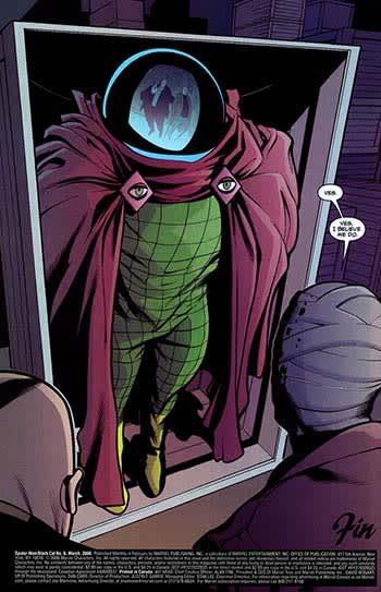 Klum Mysterio