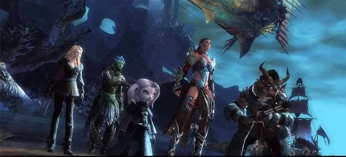 top 10 free mmorpg of all time