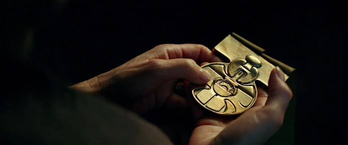 Death Star medal