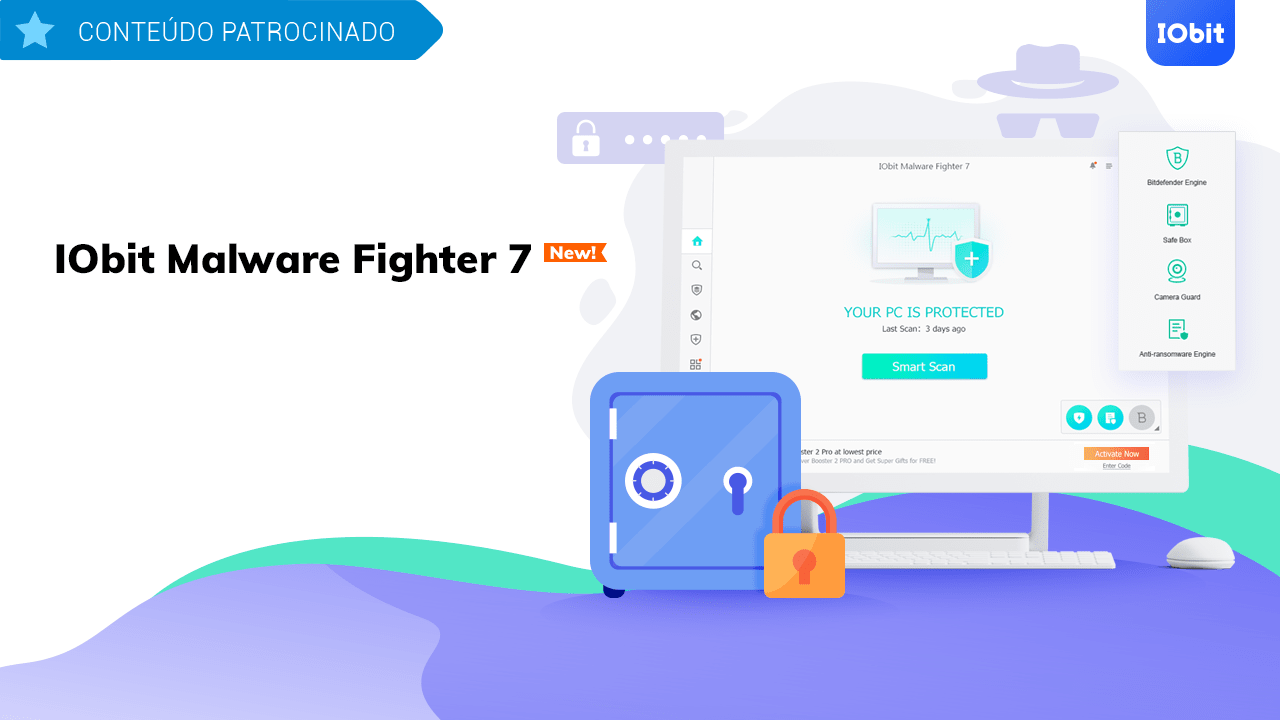 IObit Malware Fighter 7 antivirus