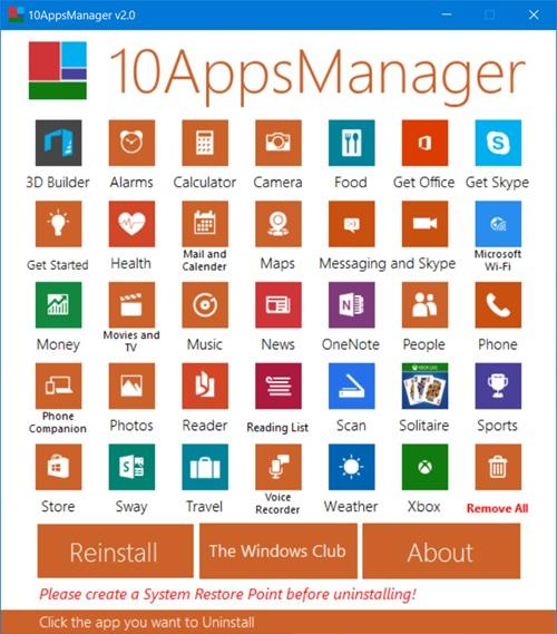 Windows 10: desinstala muchos programas basura en un click
