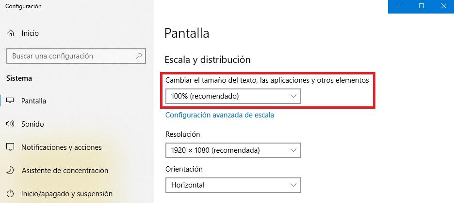 Cómo cambiar el tamaño de los iconos de Windows 10