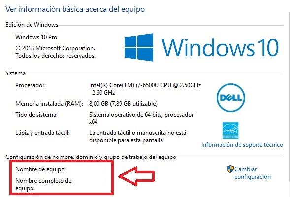 Como Utilizar La Funcion Escritorio Remoto Windows 10