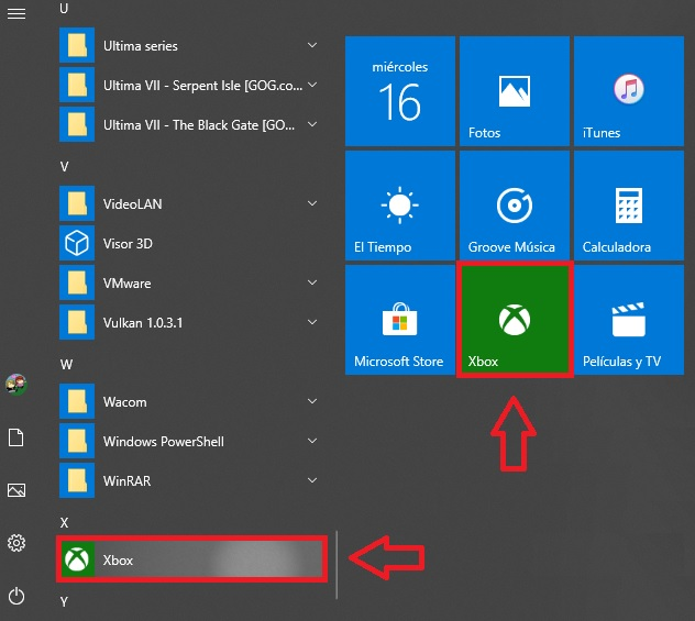 Cómo la grabar la pantalla en Windows 10