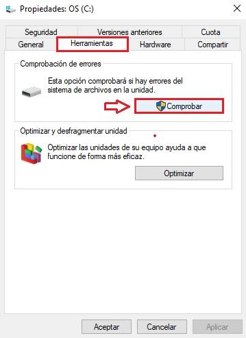 Cómo reparar tu disco duro con Chkdsk: Windows 10