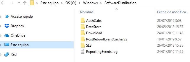 """Solución al error """"Windows Update no puede buscar actualizaciones"""""""