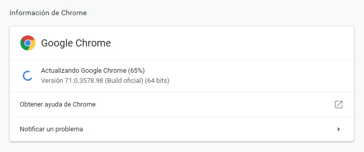 Cómo actualizar Chrome en tu PC, iPhone, iPad o móvil Android