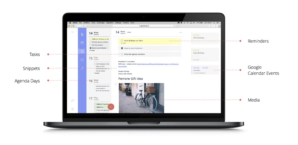 5 alternativas a Google Calendar