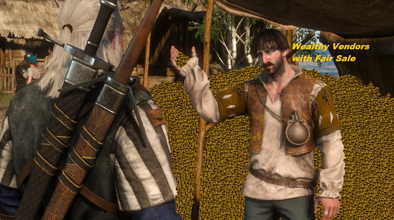 Los mejores mods para The Witcher 3