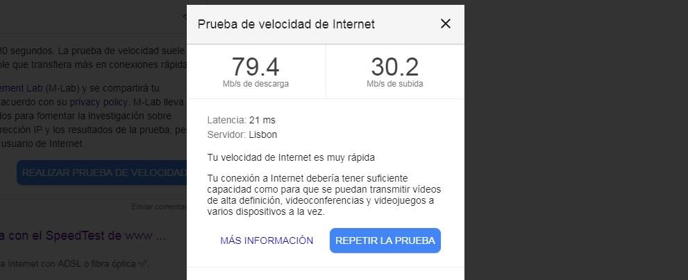 Cómo medir la velocidad a Internet (y qué significa cada valor)