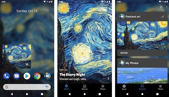 5 apps gratis de fondos de pantalla para Android