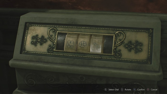 resident evil 2 all puzzle solutions
