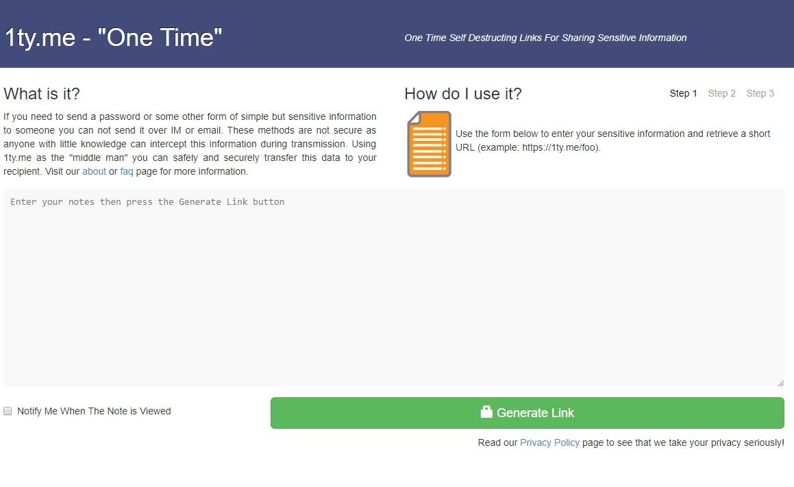 4 apps o webs para mandar mensajes y archivos que se autodestruyen