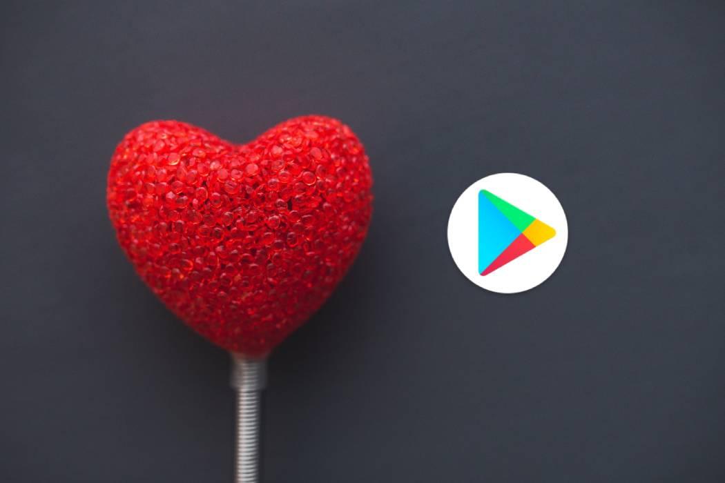 Google Valentine's gift