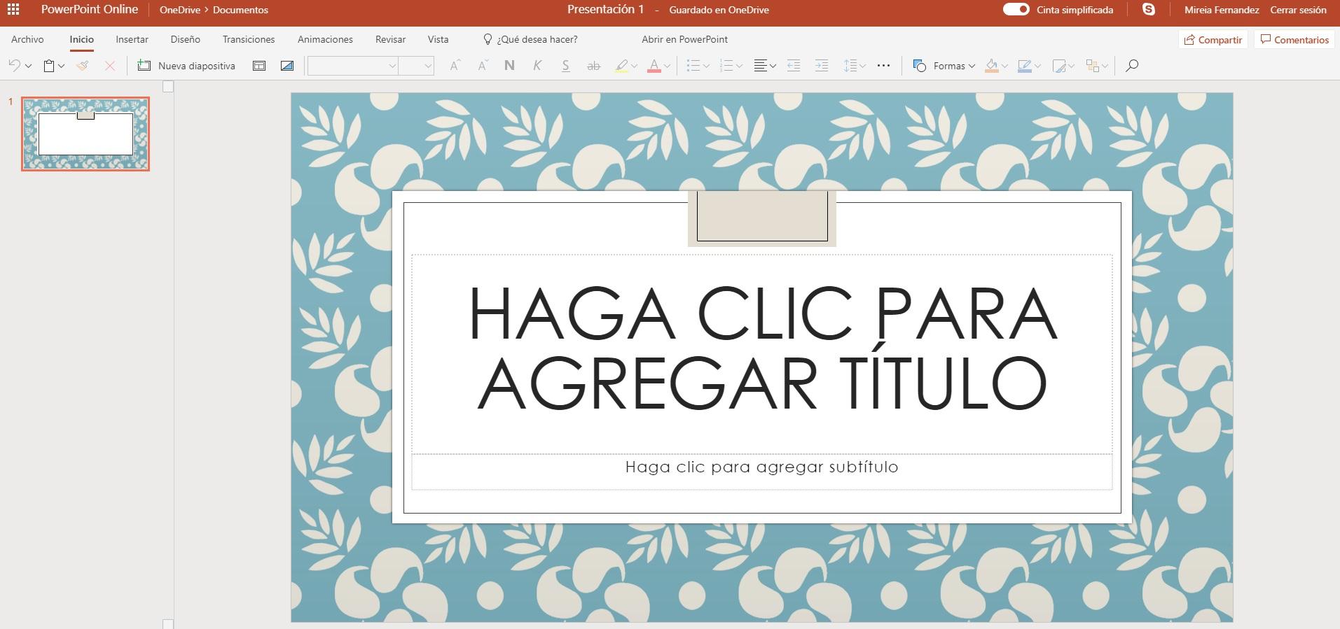Cómo hacer un PowerPoint paso a paso