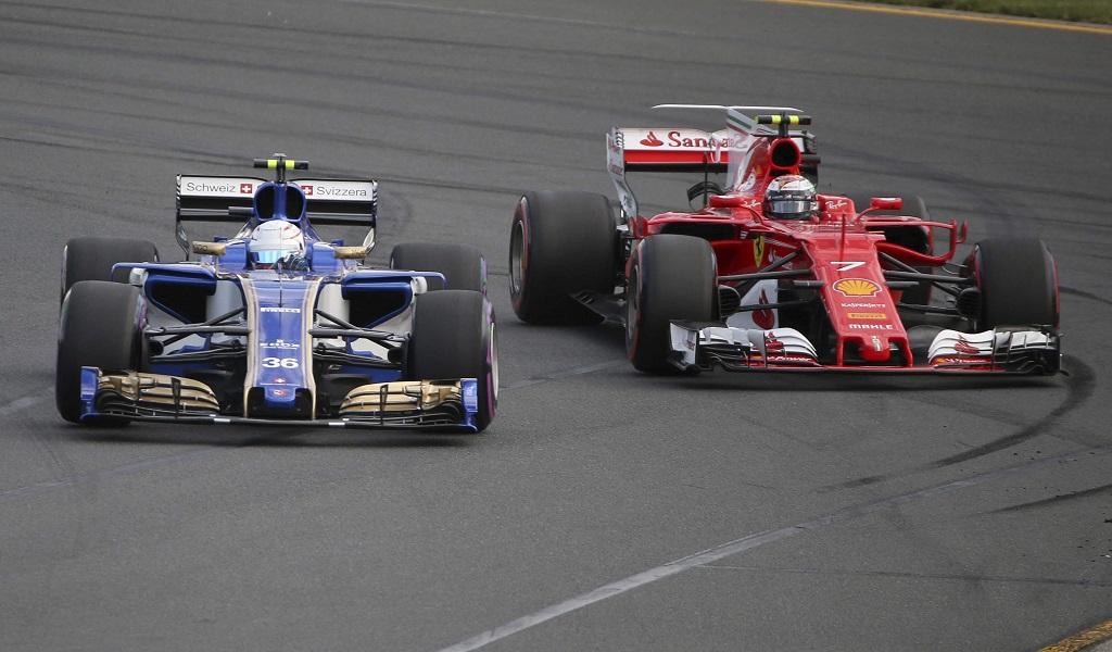 coches de fórmula 1