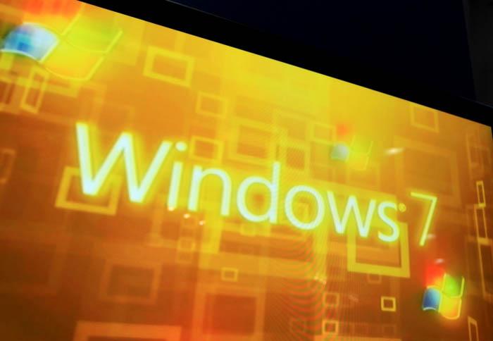 Windows 7 header