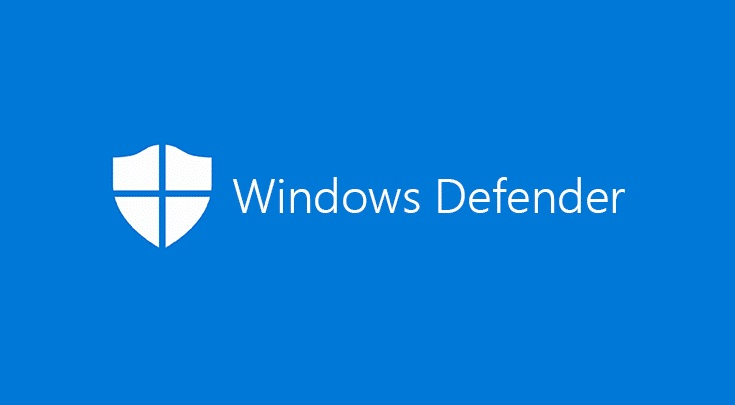 Logo de Windows Defender