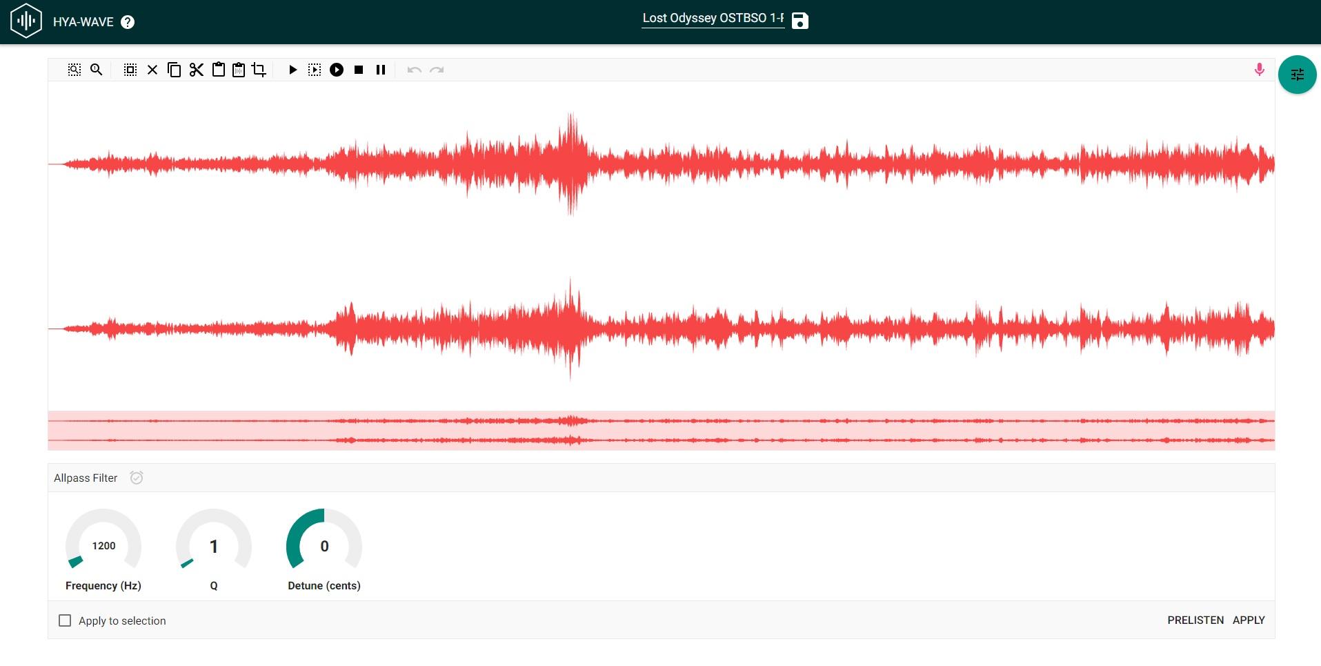 Los 4 mejores editores online de audio
